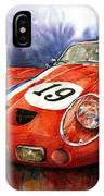 Ferrari 250 Gto 1963 IPhone Case