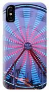 Ferris At Dusk IPhone Case