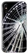 Ferris Wheel 1 IPhone Case