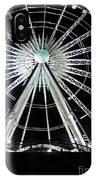 Ferris Wheel 10 IPhone Case