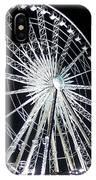 Ferris Wheel 11 IPhone Case