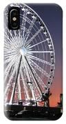 Ferris Wheel 19 IPhone Case