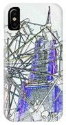Ferris Wheel 2 IPhone Case