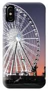 Ferris Wheel 22 IPhone Case