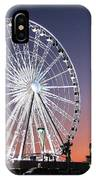 Ferris Wheel 23 IPhone Case