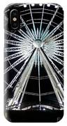 Ferris Wheel 7 IPhone Case