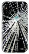 Ferris Wheel 9 IPhone Case
