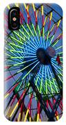 Ferris Wheel, Kentucky State Fair IPhone Case