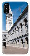 Ferry Building IPhone Case