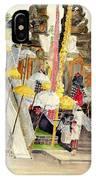 Festival Hindu Ceremony IPhone Case