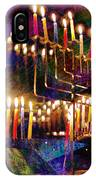 Festival Of Lights IPhone Case