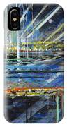 Festival On The Waterfront IPhone Case