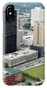 Fiberglass Tower Toledo Ohio IPhone Case