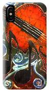 Fiddle - Violin IPhone Case
