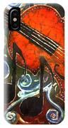 Fiddle - Violin IPhone Case