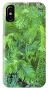 Fiddlehead Ferns IPhone Case