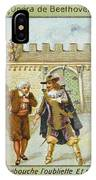 'fidelio' Act 2 Scene 8 - The Wicked IPhone Case