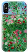 Field Of Cosmos IPhone Case