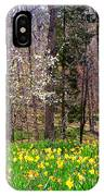Field Of Daffodils IPhone Case