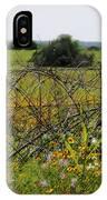 Field Of Flowers 3 IPhone Case