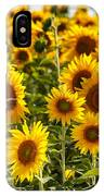 Field Of Happiness IPhone Case