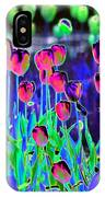 Field Of Tulips - Photopower 1496 IPhone Case