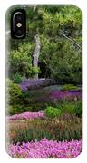 Fields Of Heather IPhone Case