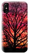 Fiery Oak IPhone Case