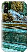 Fighting 69th Irish Brigade Gettysburg Battleground IPhone Case