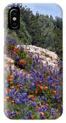 Figueroa Mountain Splendor IPhone Case