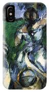 Figures By Cezanne IPhone Case