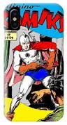 Filipino Action Comics IPhone Case