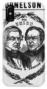 Fillmore Campaign, 1856 IPhone Case