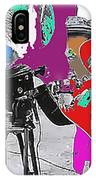 Film Homage Andy Warhol Lonesome Cowboys Old Tucson Arizona 1968-2013 IPhone Case