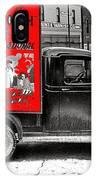 Film Homage Assassin Of Youth 1937 John Vachon Omaha Nebraska 1937-2010  IPhone Case