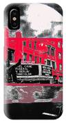 Film Homage Funeral In Berlin 1966 Orpheum Winter Carnival Parade Collage St. Paul Mn 1967-2008  IPhone Case