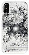 Film Noir Gene Tierney Otto Preminger Whirlpool 1949 2 Street Lamp Storm Aberdeen Sd 1964 IPhone Case