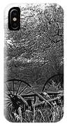 Film Noir Robert Ryan Ida Lupino On Dangerous Ground 1952 2 Wagon Snow Aberdeen Sd 1965 IPhone Case