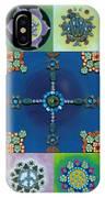 Fimo Mandala IPhone Case