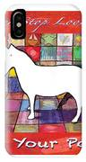 Find The Pony Poster IPhone Case