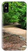 Finding The Way - Yates Mill IPhone Case