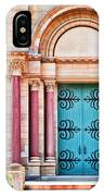 Finney Chapel Oberlin College IPhone Case