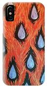 Fire And Rain Reversible IPhone Case