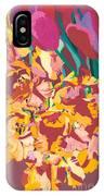 Fire Bouquet IPhone Case