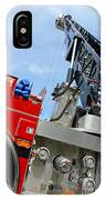 Fire Engine IPhone Case