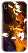 Fire Fans IPhone X Case