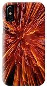 Fire In The Sky IPhone Case