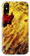 Fire Of The Frost IPhone Case