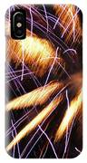 Fire Palms IPhone Case