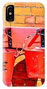 Fire Safety IPhone Case